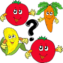 Veggie Fun Memory for Kids icon