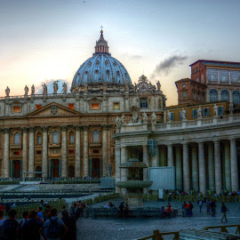 Vatican Basilica by Lux Aeterna - Buildings & Architecture Public & Historical