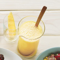 Pineapple-Ginger Agua Fresca