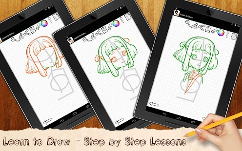 Learn To Draw Code Geass Anime - screenshot