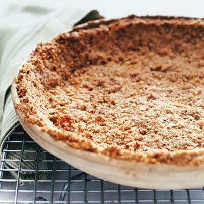 Shortbread-Pecan Crust