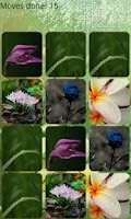 Screenshot of Flowers Memory HD