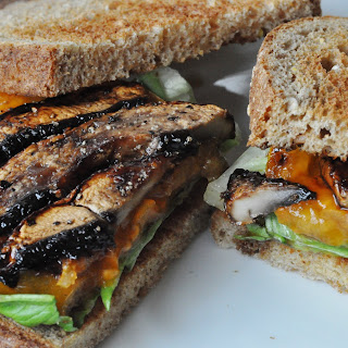 Portobello Mushroom Bacon – Vegan Bacon