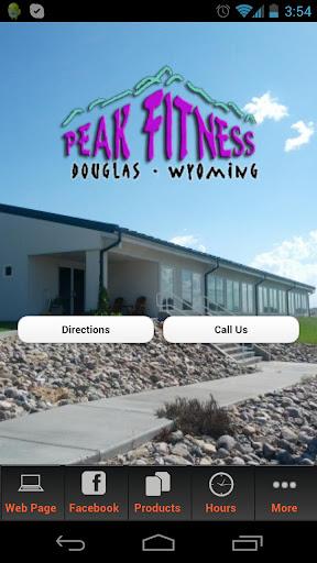Peak Fitness Douglas WY