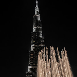 Burj Khalifa by Antonio Zarli - Buildings & Architecture Office Buildings & Hotels (  )