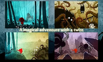 Screenshot of TA Little Red Riding Hood Free