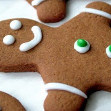 Shelb's Christmas Gingerbread Cookies