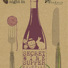 SOLD OUT! March Secret Wine Supper