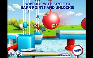 Screenshot of Wipeout