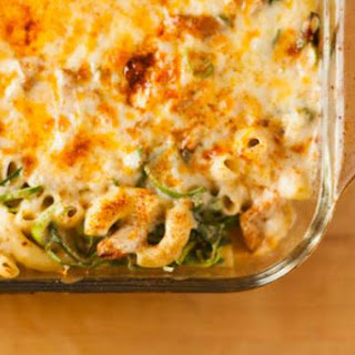 Macaroni And Cheese With Mushrooms And Ham Recipes