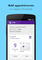 Screenshot of Indigo (Siri Alternative)
