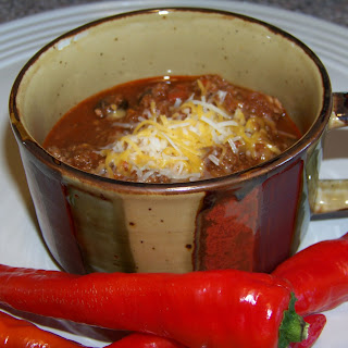 Low Carb Chili