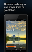 Screenshot of Muslim Azan & Salah Times