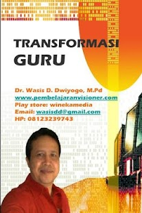 Guru Bertransformasi Audio - screenshot