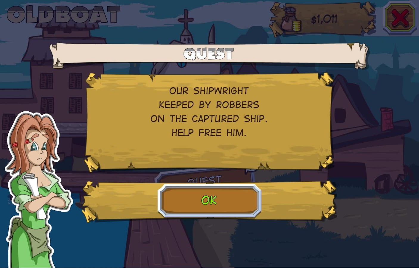 Flash's Bounty Screenshot 3