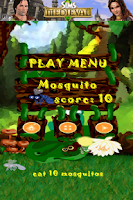 Screenshot of Frog Shooter Free.Eat Insects!