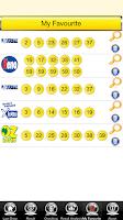 Screenshot of Lotto Australia Free