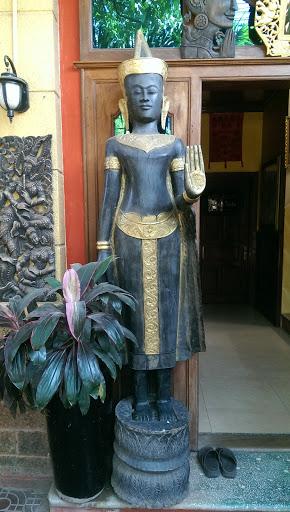 Mandalay Inn Entrance Guardian