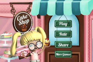 Screenshot of Cake Shop