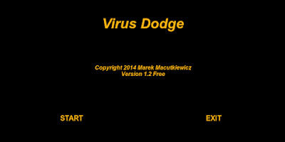 Screenshot of Virus Dodge Free