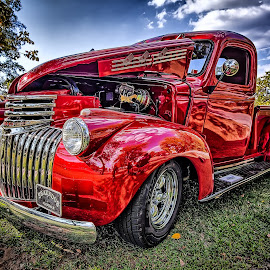 Sweet Ride by Ron Meyers - Transportation Automobiles ( 2014 claremore auto show 9-27-2014 )