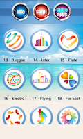 Screenshot of Relaxing Ringtones
