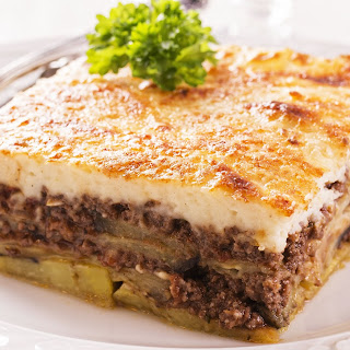 Mouthwatering Moussaka