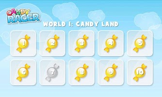 Screenshot of Candy Racer Full