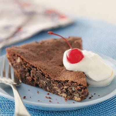 Great American Brownie Pie