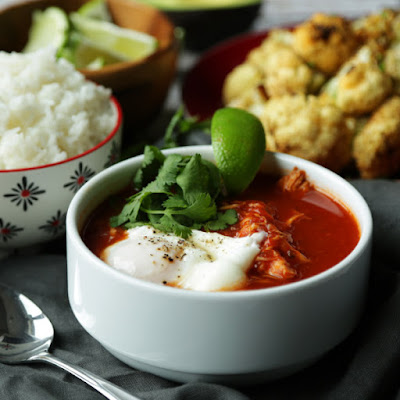 Spicy Mexican Stew Recipe with Chicken and Rice