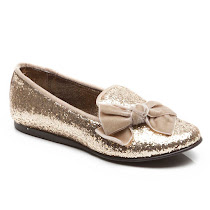Mi.Mi.Sol Glitter Slip On SHOES