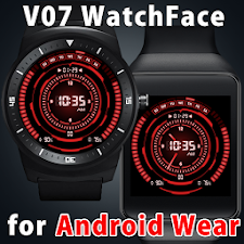 V07 WatchFace for Android Wear