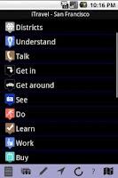 Screenshot of WikiSherpa