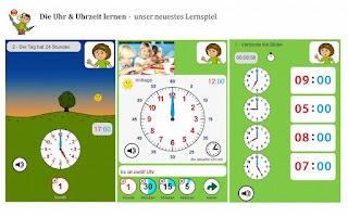 Screenshot of ABC & Buchstaben lernen