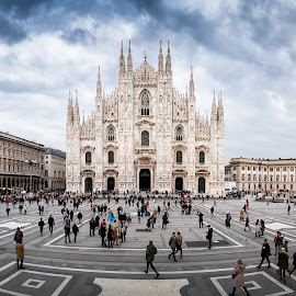 Duomo di Milano | Milan Cathedral by Michael Wiejowski - Buildings & Architecture Public & Historical ( milan, catholic, europe, italia, cathedral, duomo, italy )