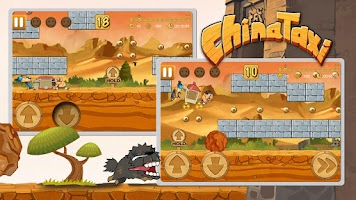 Screenshot of ChinaTaxi HD