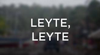 Leyte, Leyte