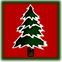 Christmas Battery Widget icon