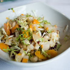 Seasonal Chopped Salad Recipe