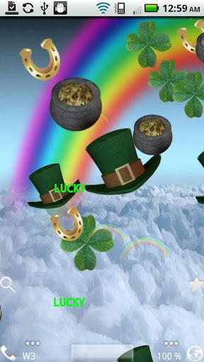 Lucky Irish Live Wallpaper
