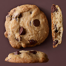 Crispy-Cakey Chocolate Chip Cookies