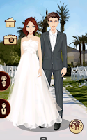 Screenshot of Wedding Dress Salon