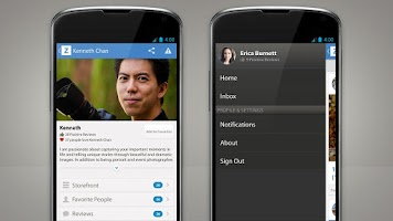 Screenshot of Discover, Hire Service Experts