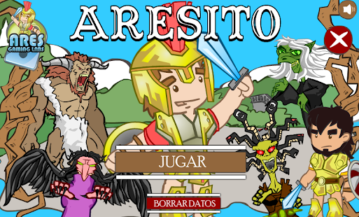Aresito- screenshot thumbnail