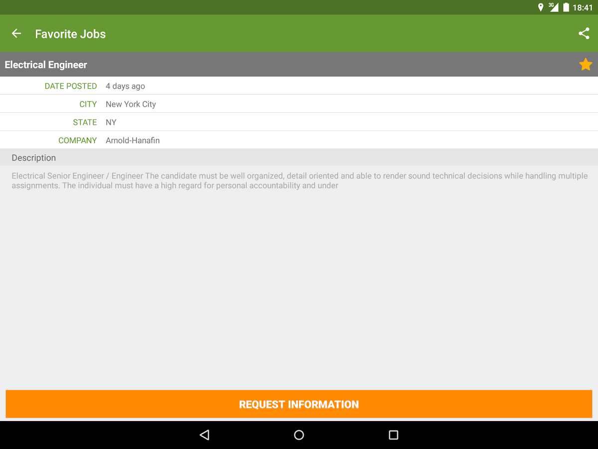 Find job offers - Trovit Jobs Screenshot 7