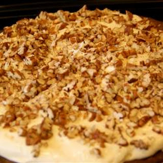 Holiday Praline Delite Pie