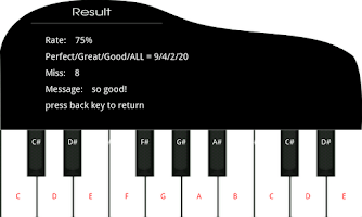 Screenshot of Score Master Lite