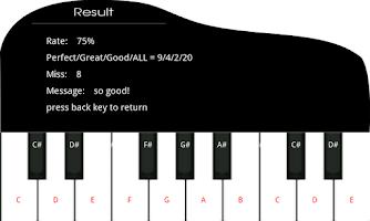 Screenshot of Score Master Lite