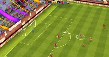 Screenshot of Disney Bola Soccer