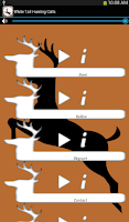 Screenshot of Whitetail Hunting Calls
